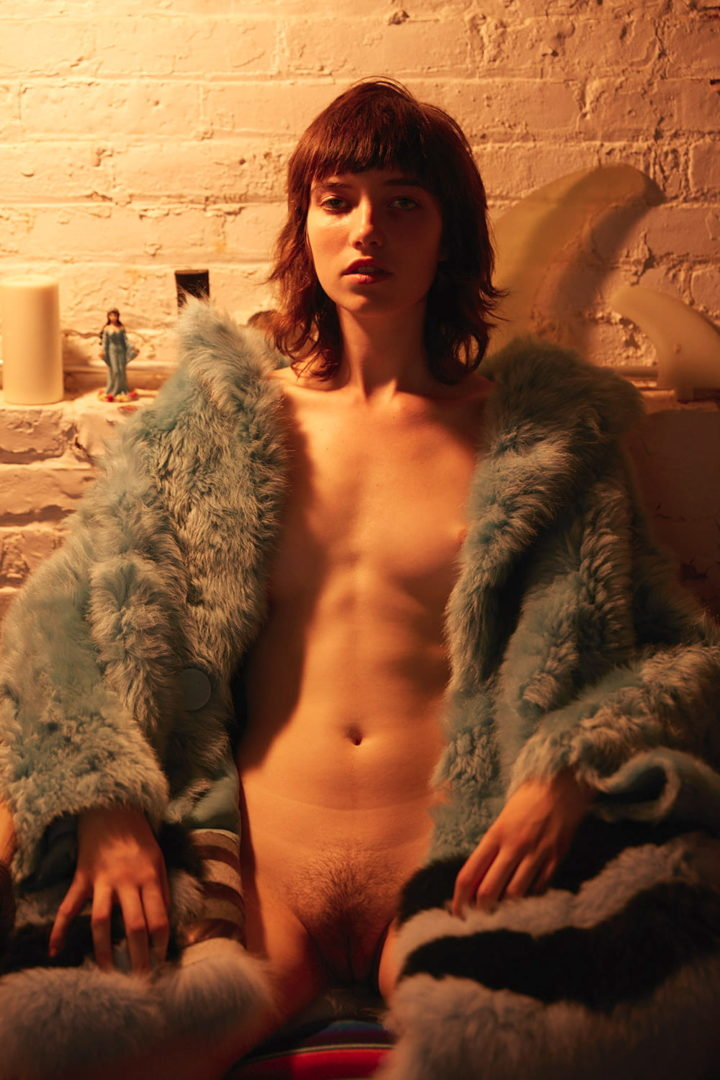 Grace Hartzel by Roe Ethridge for Document Journal