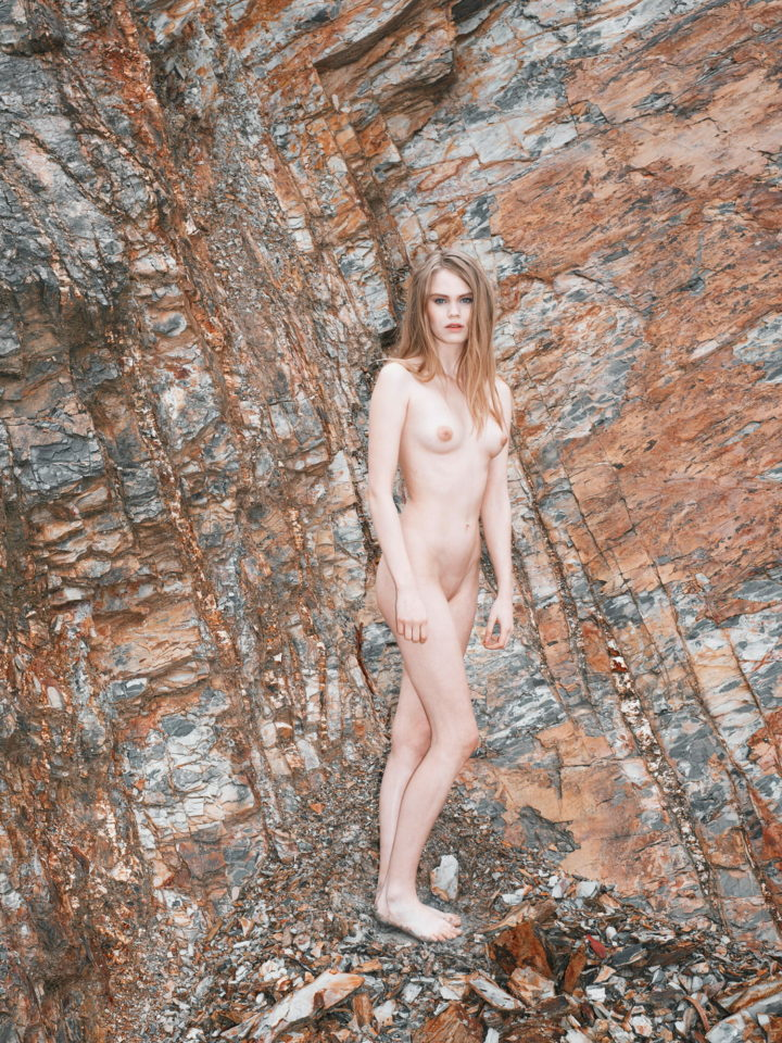 Sissel in Silves, Portugal by Robin De Puy for purple DIARY