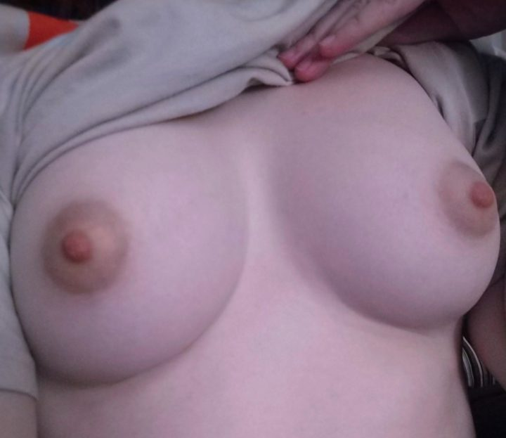 These tits are only 18 years old! [F]